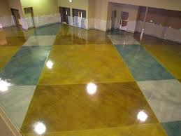 acid stained floors in Atlanta GA
