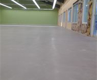 commercial & industrial epoxy flooring systems