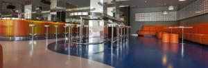 Commercial kitchen epoxy coatings for Atlanta restaurants