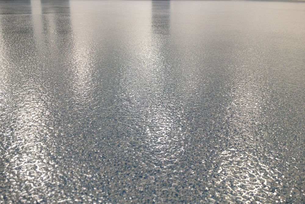 Gwinnett County epoxy floors